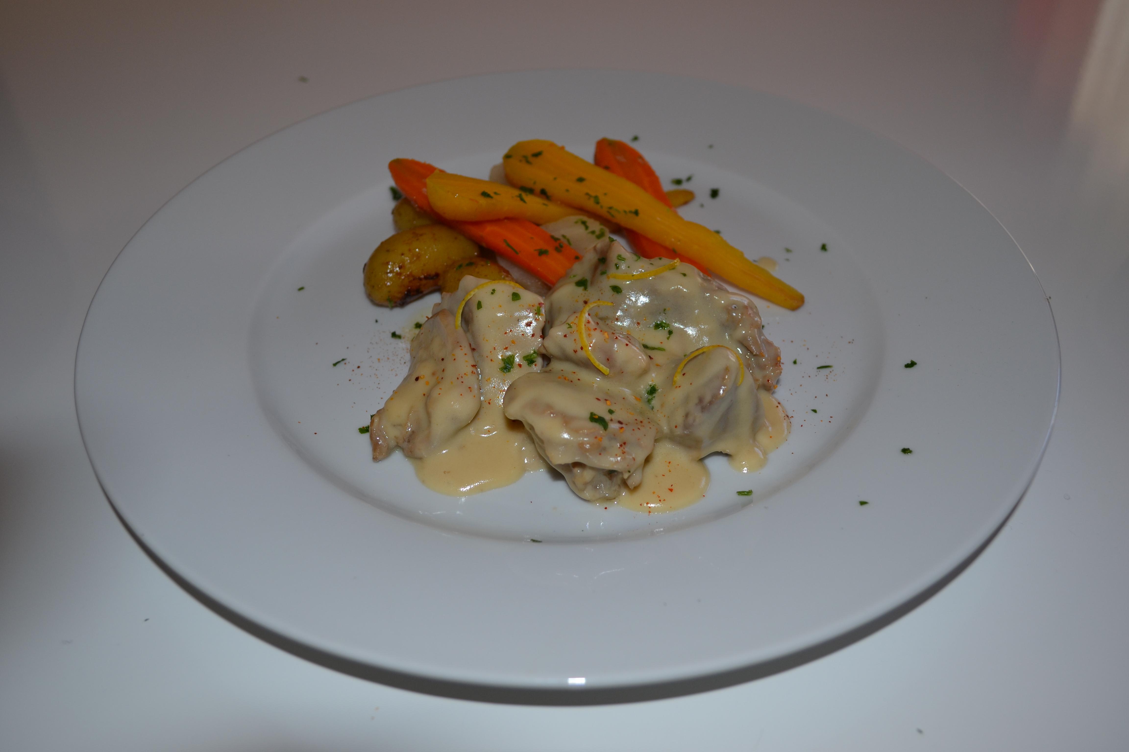 Blanquette de veau hippocampe cuisine - Cuisine blanquette de veau ...